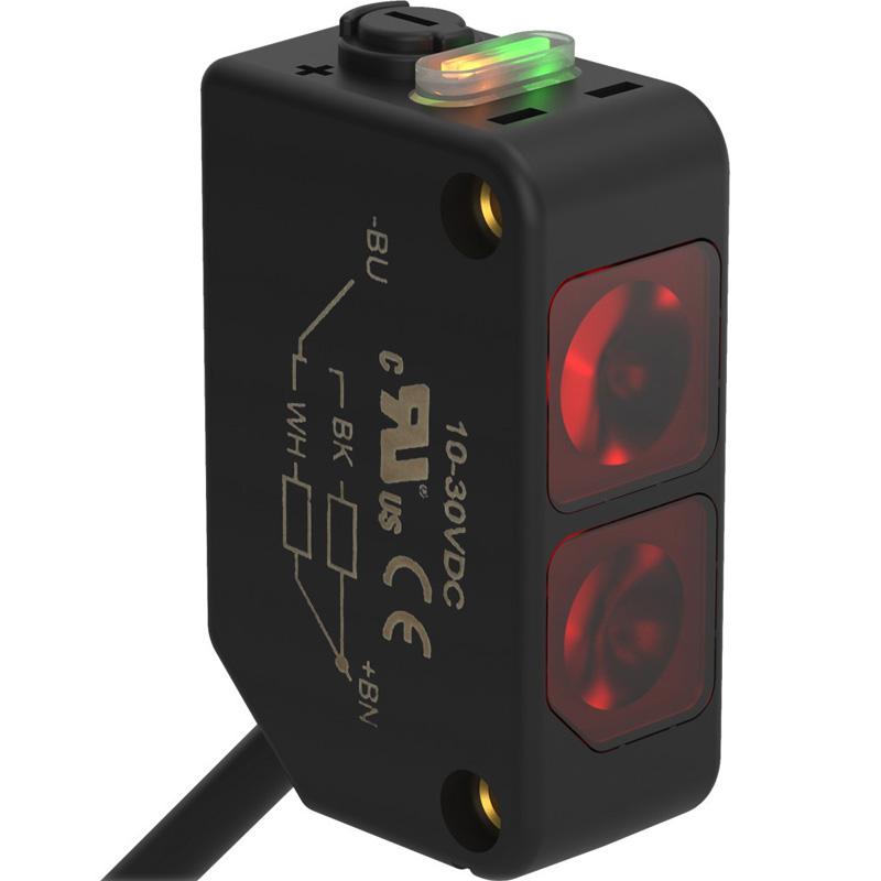 美國BANNER 邦納 光電傳感器 Q20NDXL直反式