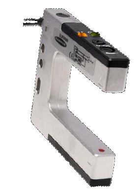 美國邦納(BANNER)SLM系列金屬槽型傳感器
